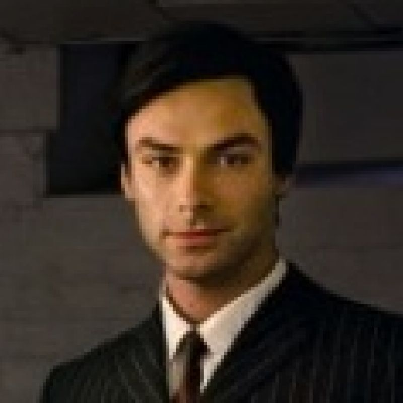 Aidan Turner stars in 'Hattie'