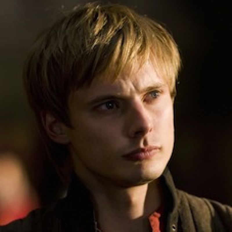 Bradley James stars as Arthur