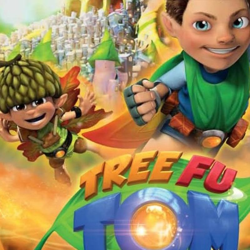 Sophie Aldred voices lead role in Tree Fu Tom