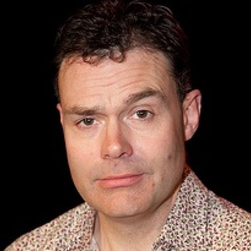 Neil Mullarkey at The Comedy Store