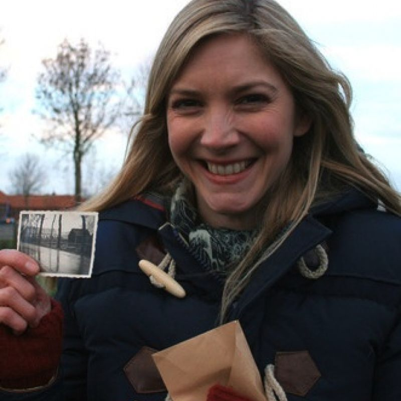 'War Hero in My Family' with Lisa Faulkner