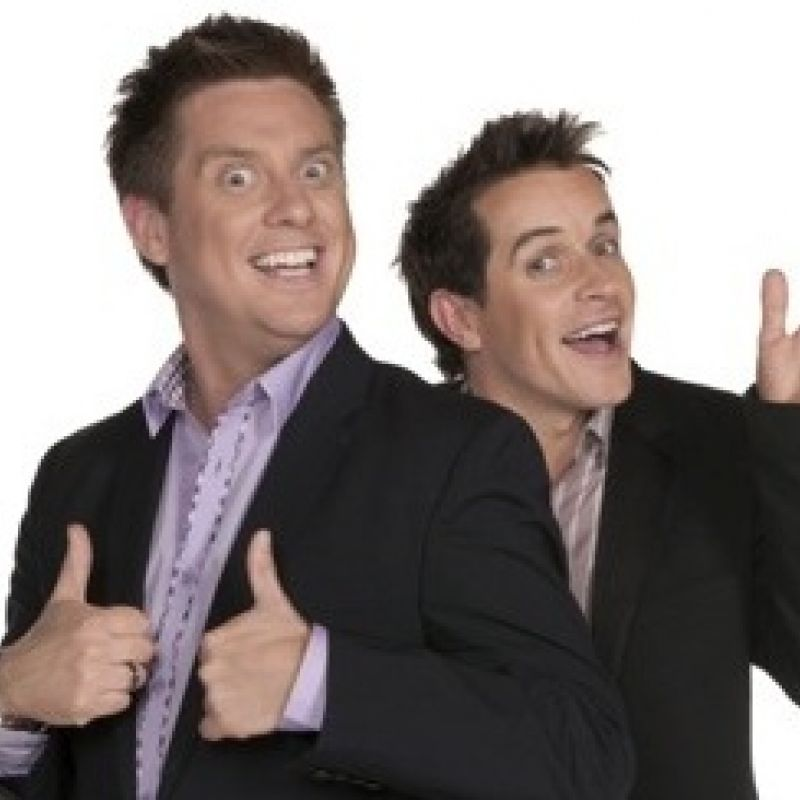 Dick & Dom appear on 12 Again
