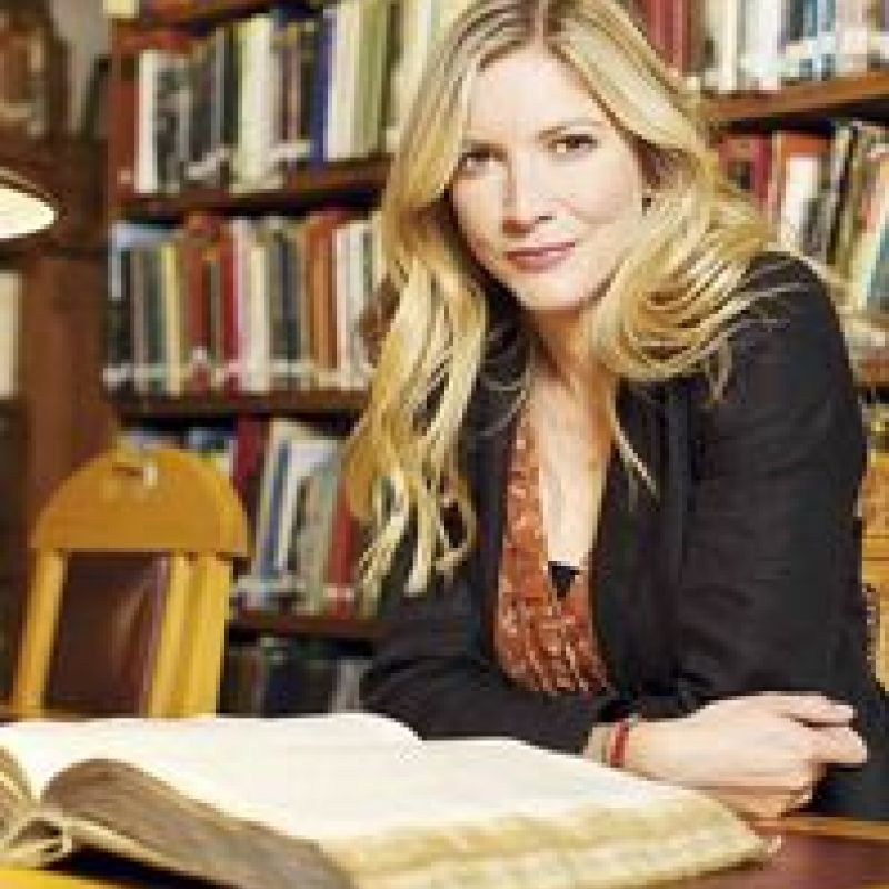 Lisa Faulkner narrates Heir Hunters