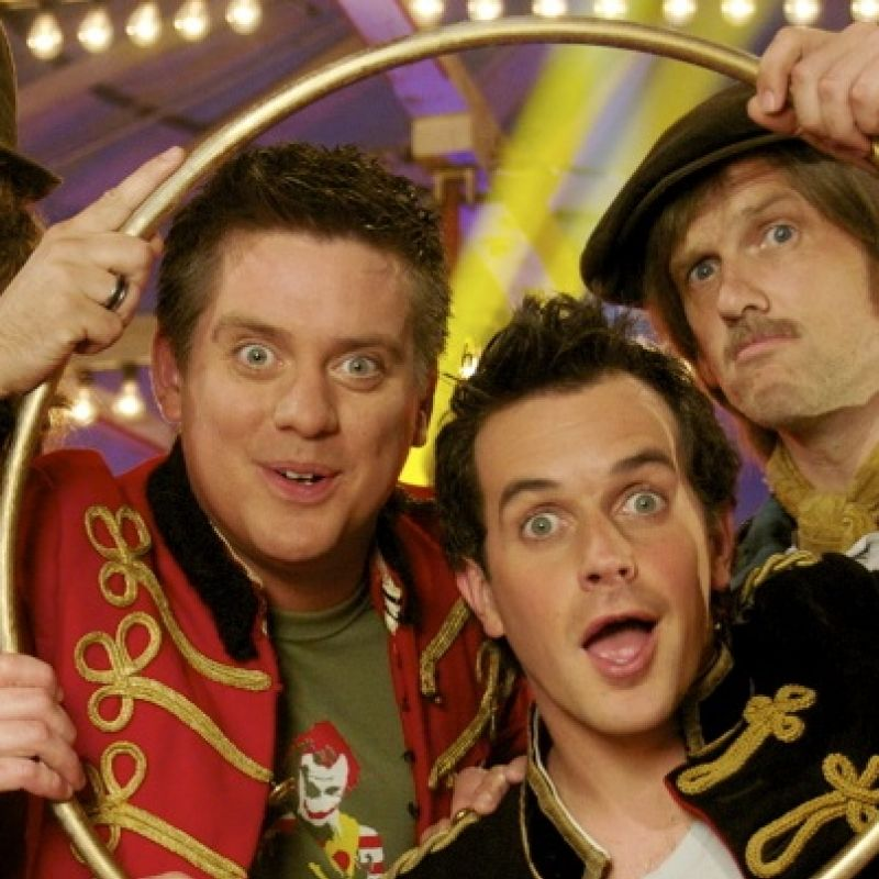 Dick & Dom's Hoopla has arrived!