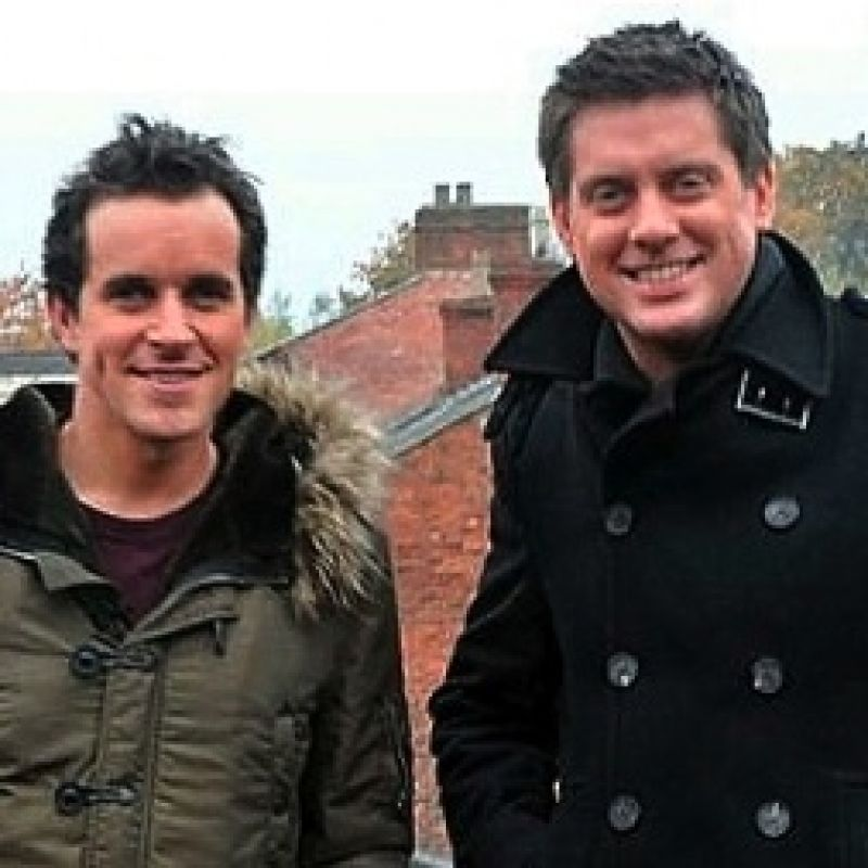 Absolute Genius with Dick & Dom