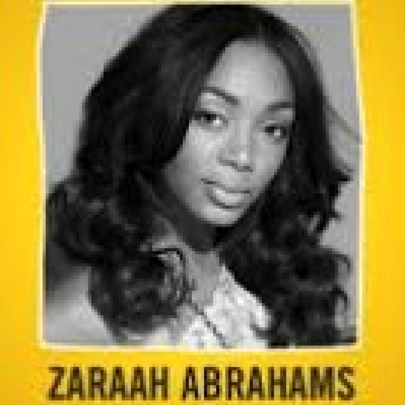 See the lovely Zaraah Abrahams in Beautiful Thing