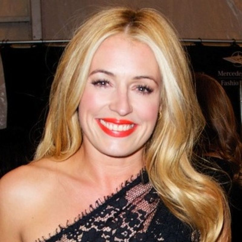 Cat Deeley is in town!