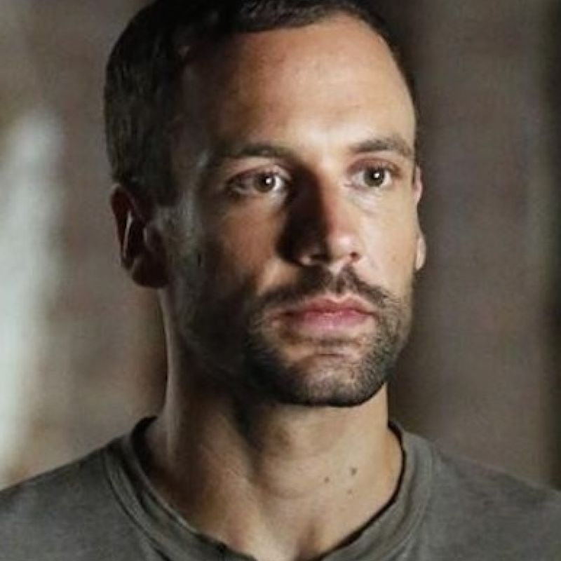 Nick Blood in Agents of SHIELD