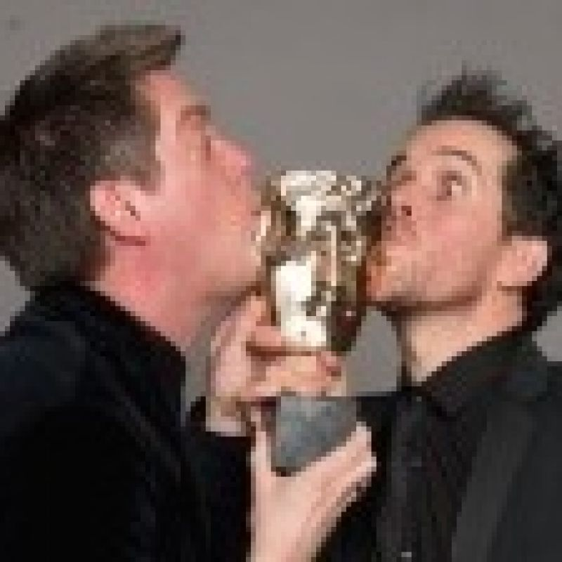 Dick & Dom: BAFTA Winners!
