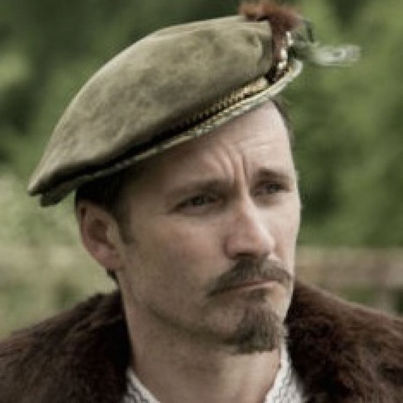 Alastair Mackenzie in Wolf Hall