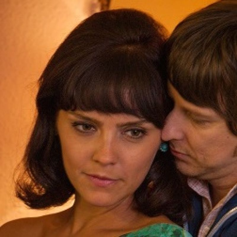 Annabel Scholey in new George Gently