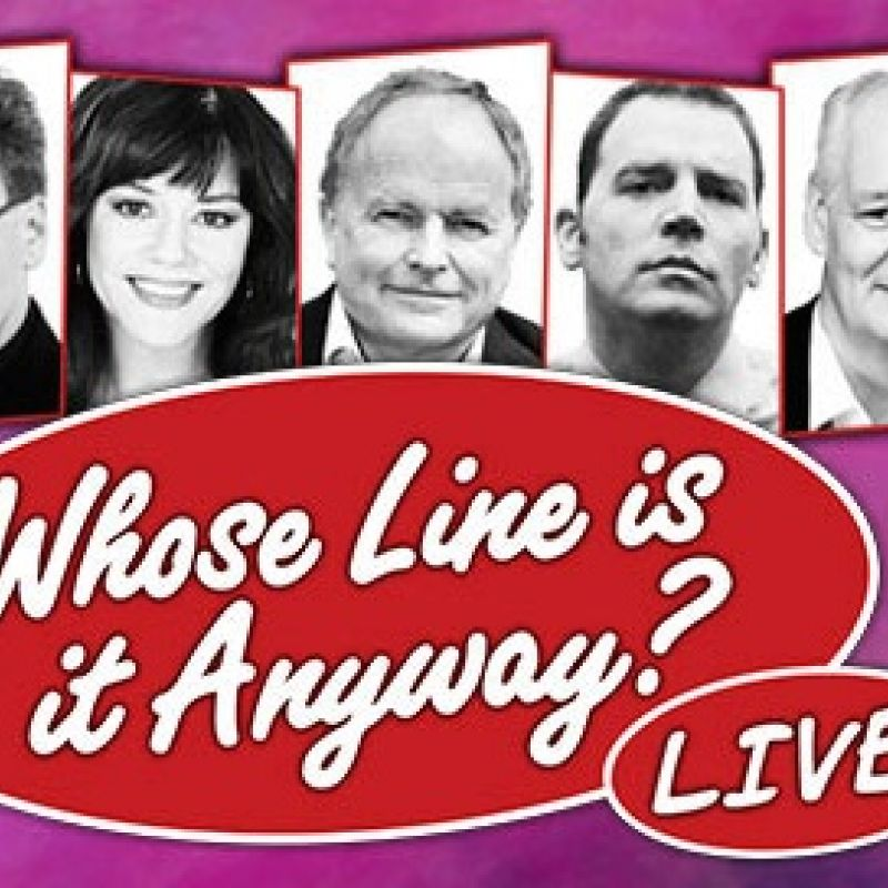 Whose Line is it Anyway? Live with Clive Anderson