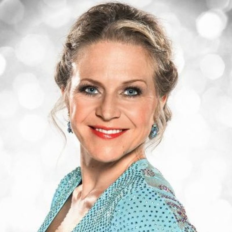 Catch Kellie Bright on this years Strictly!