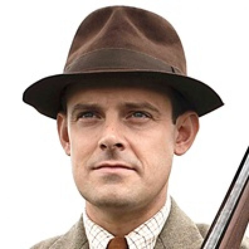 Harry Hadden-Paton in Downton Abbey