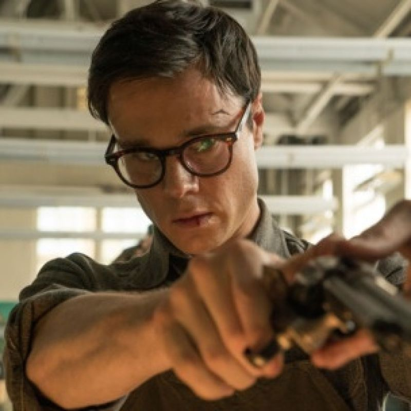 Rupert Evans stars in The Man in the High Castle