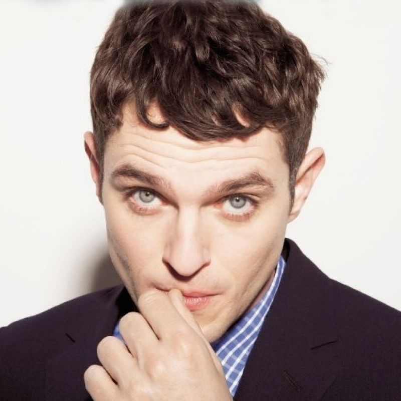 See Mathew Horne in Catherine Tate's Nan