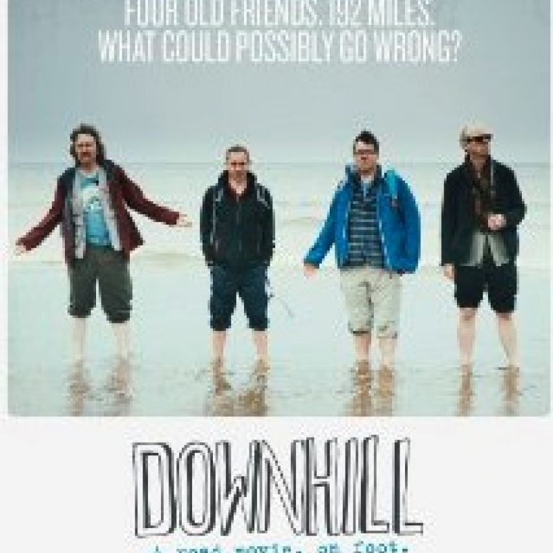 Downhill hits our TV screens!