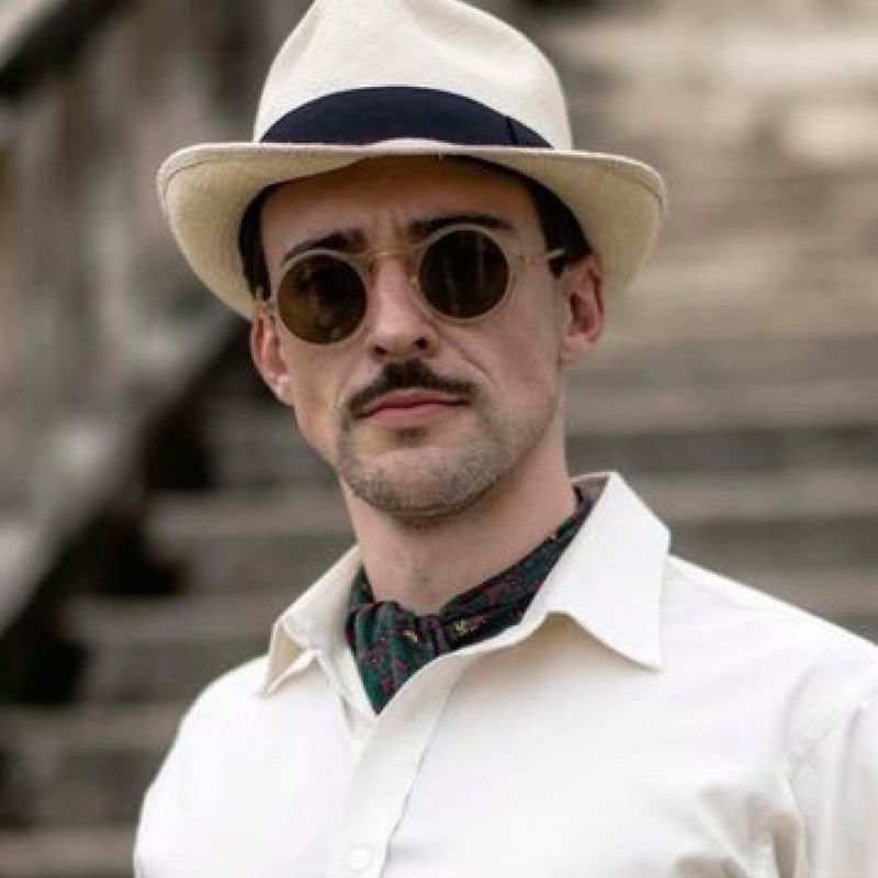 Blake Ritson: Indian Summers