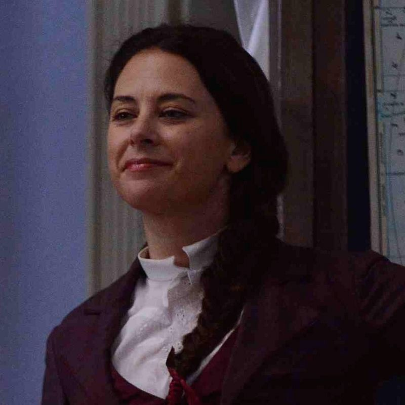 Belinda Stewart-Wilson in Hetty Feather