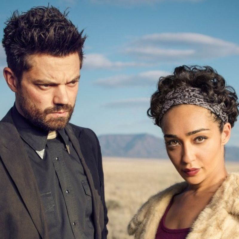 Dominic Cooper & Ruth Negga star in Preacher