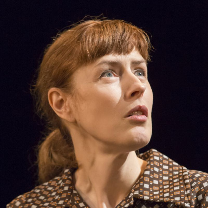 Gina McKee in Faith Healer
