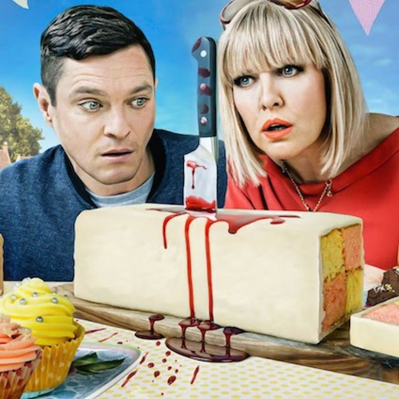 Mathew Horne stars in Sky 1's Agatha Raisin