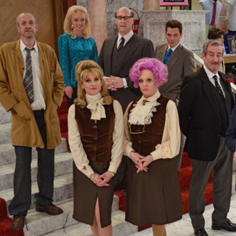 The return of 'Are you Being Served'