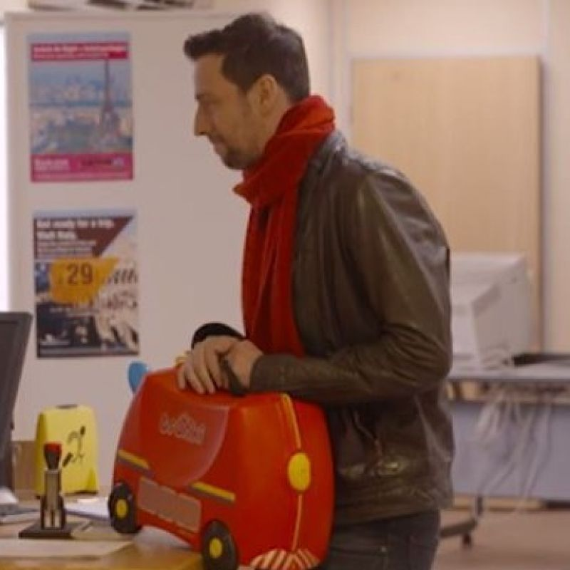 Ralf Little narrates new comedy Borderline