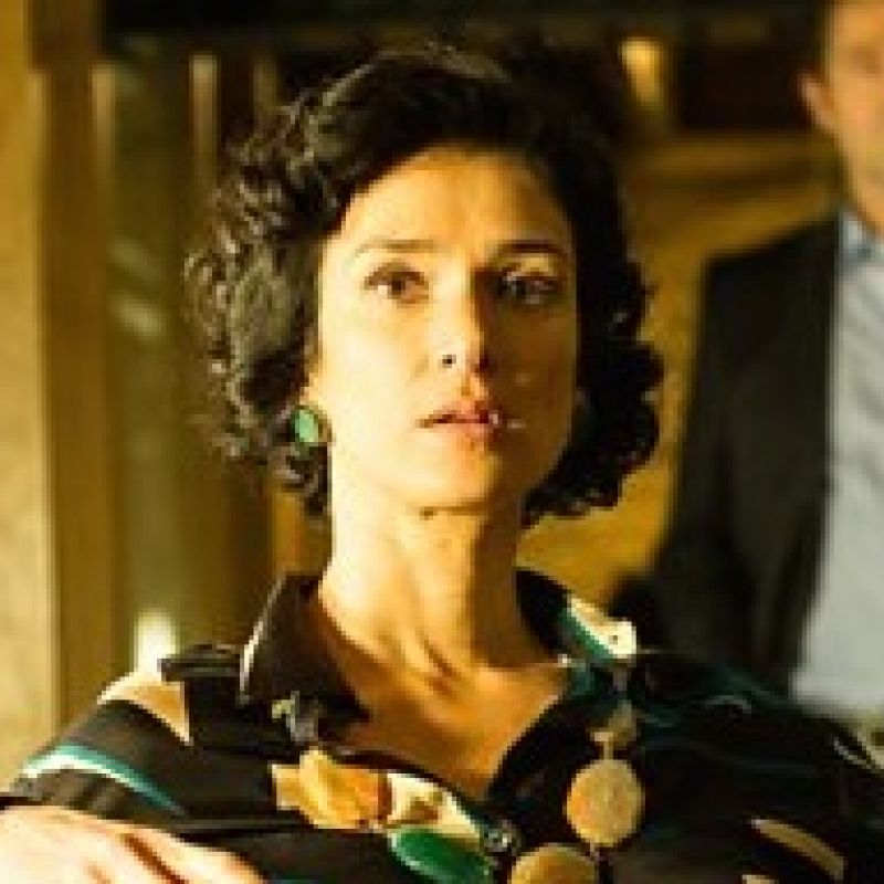Indira Varma in New Blood