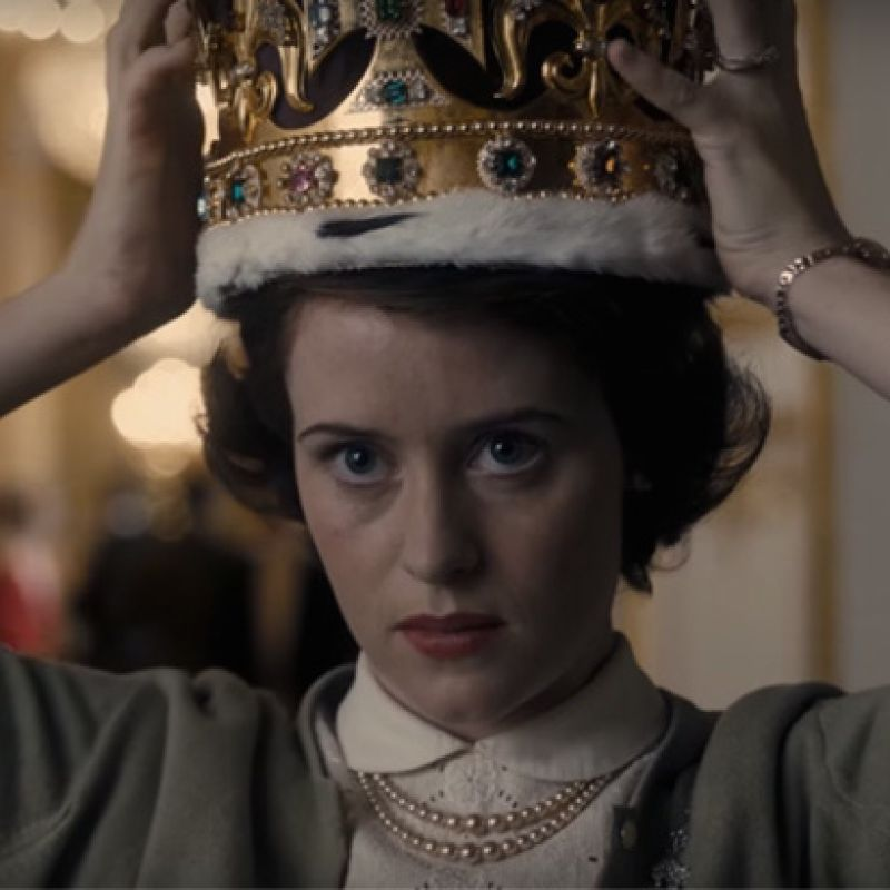 Claire Foy 'The Crown'