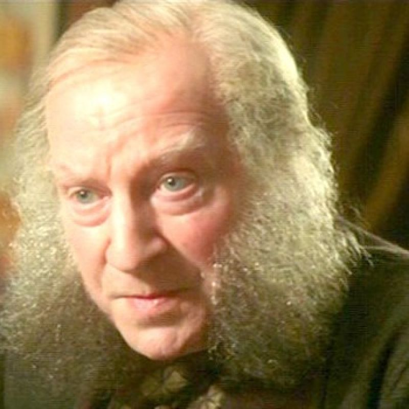 Bill Paterson in Miss Potter