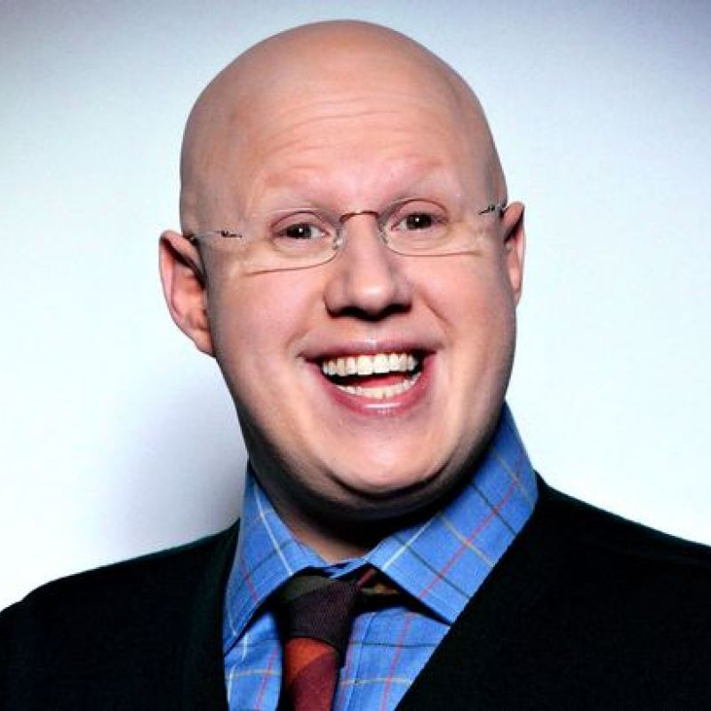 The legend Matt Lucas joins us!