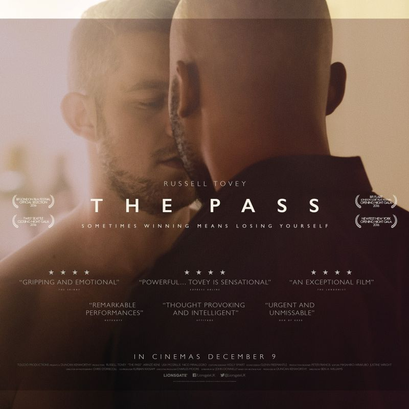 The Pass: In cinemas now!