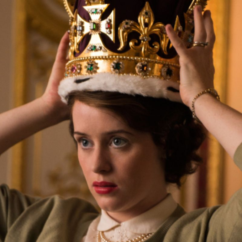 Claire Foy wins big at The Golden Globes