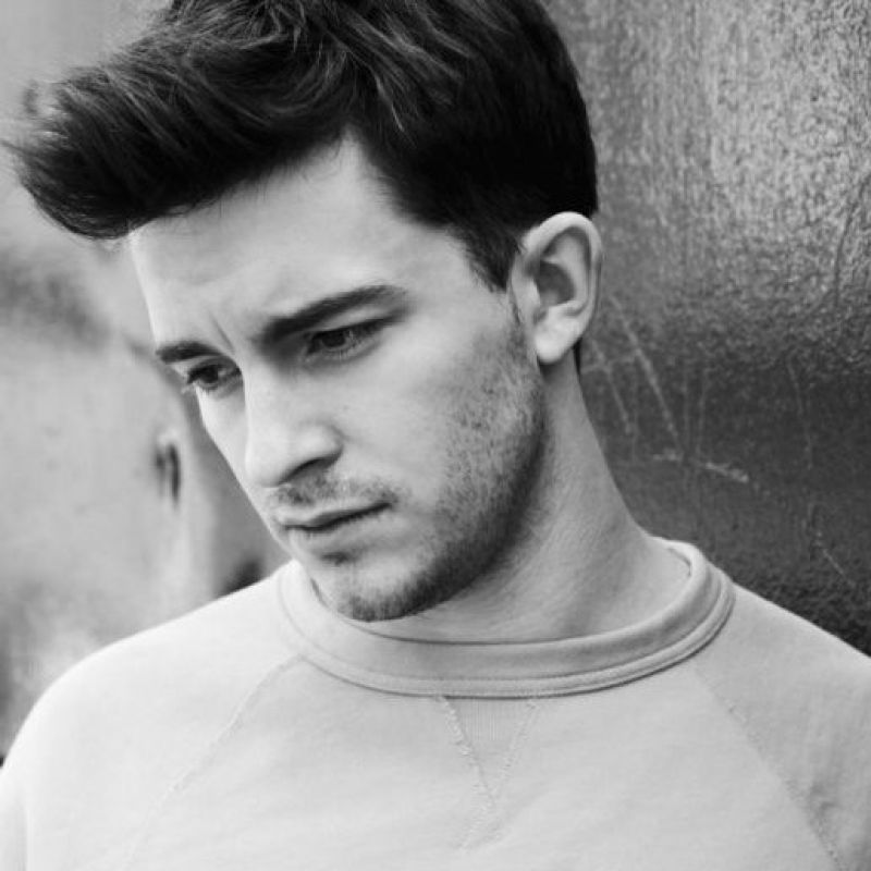Jonathan Bailey in Chewing Gum