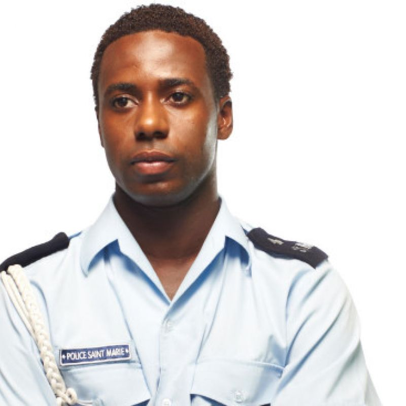 Catch Gary Carr in Death In Paradise