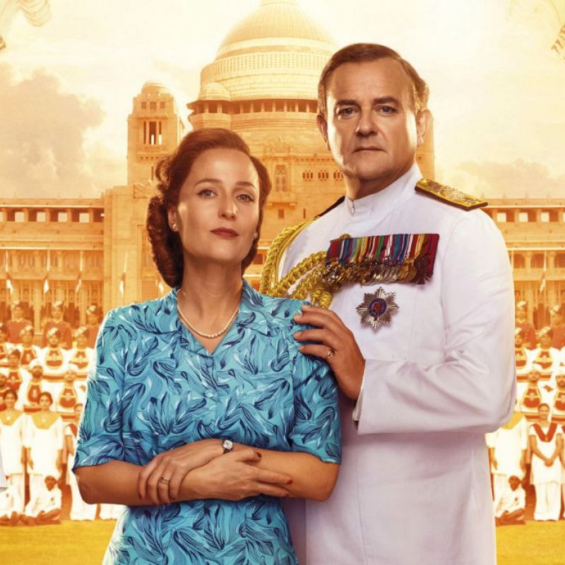 Hugh Bonneville in Viceroy's House