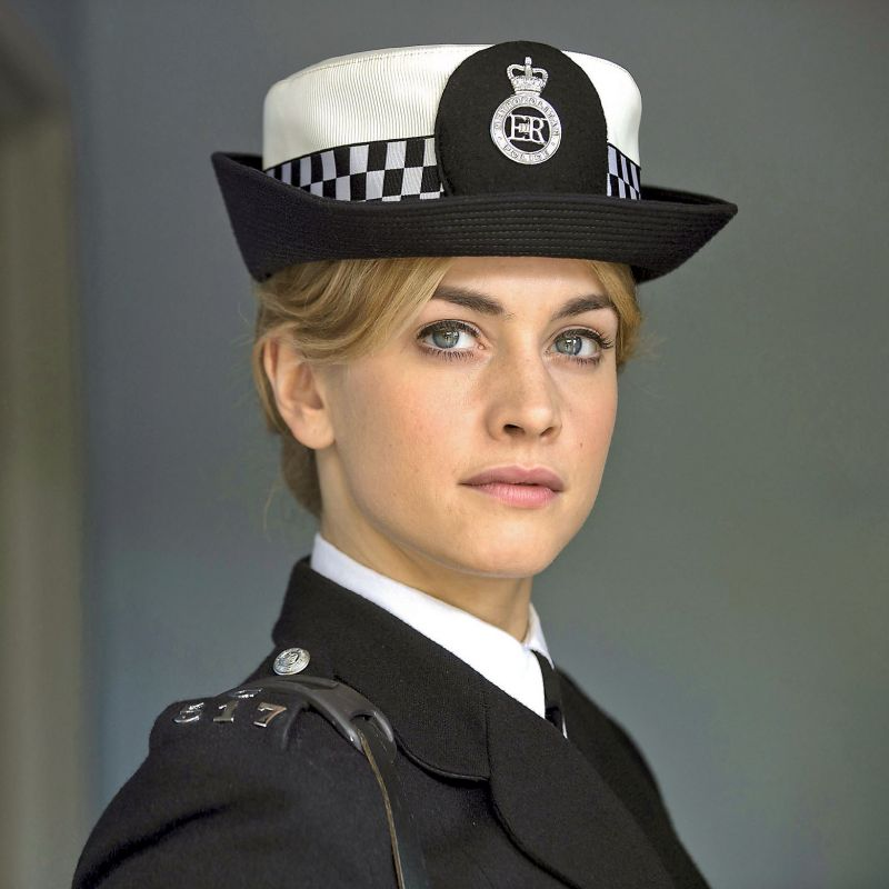 Stefanie Martini is Jane Tennison