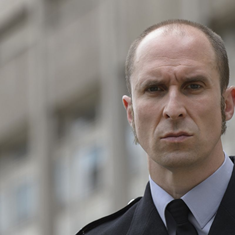 Andrew Brooke in Prime Suspect 1973