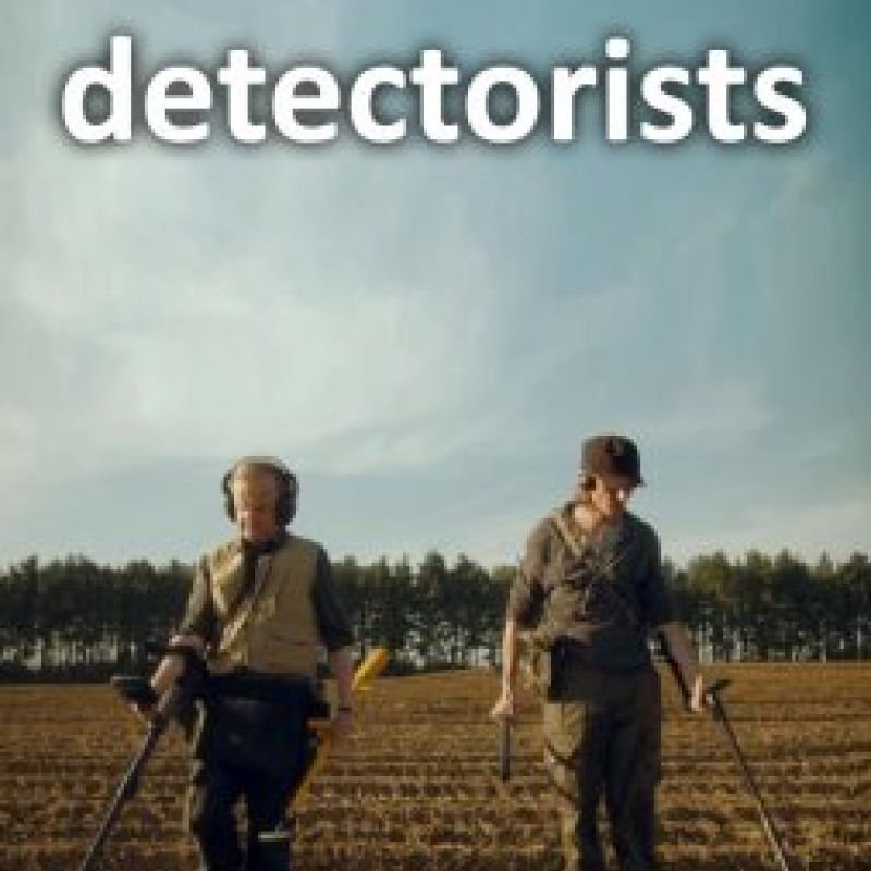 Detectorists on BBC2.