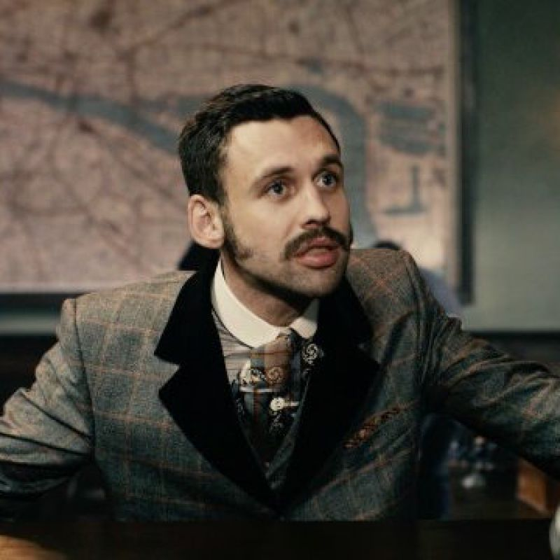 Ripper Street is back!