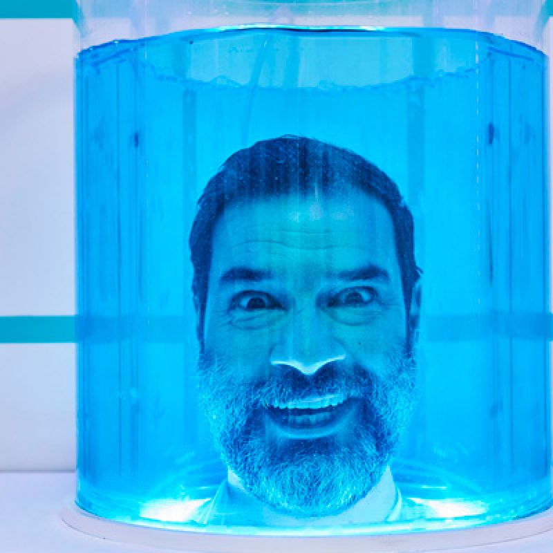 Adam Buxton The Crystal Maze