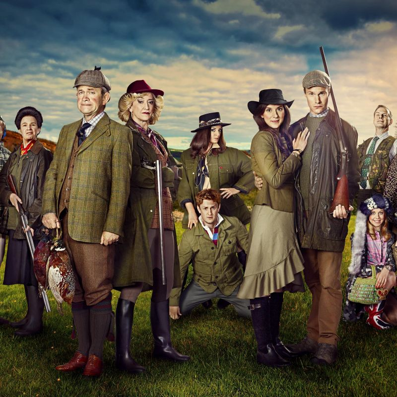The Windsors returns!