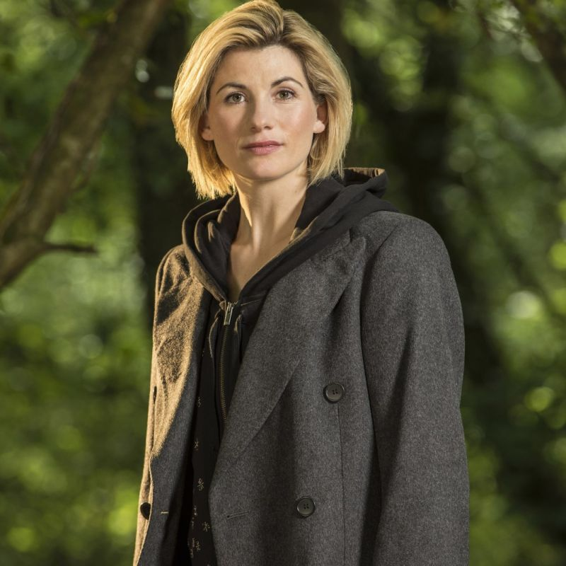 Jodie Whittaker is the 13th Doctor!