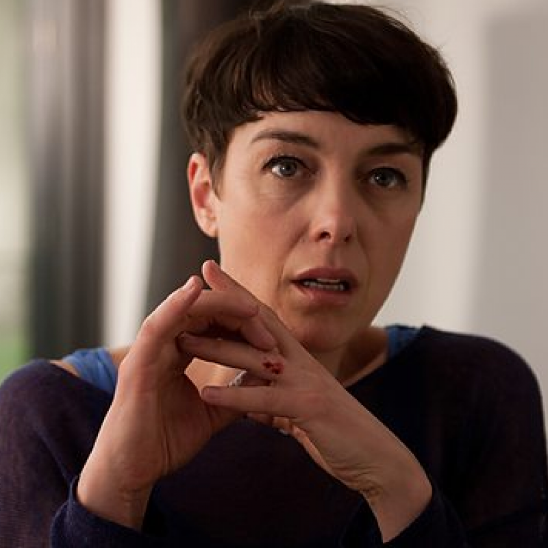 Olivia Williams in Maps to the Stars