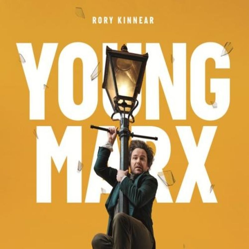 Young Marx @ The Bridge Theatre