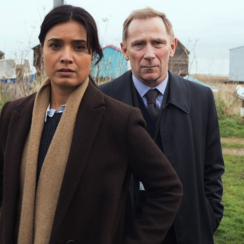 Shelley Conn in Liar...