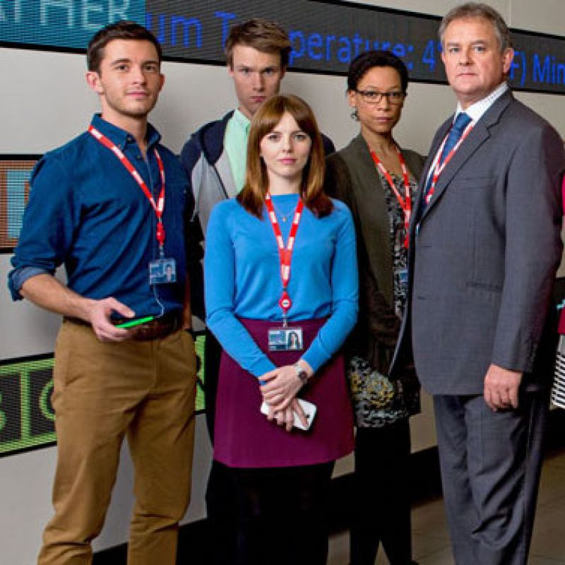W1A gets a return date!