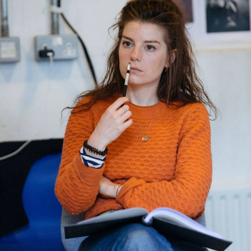 Aimee-Ffion Edwards in new play B