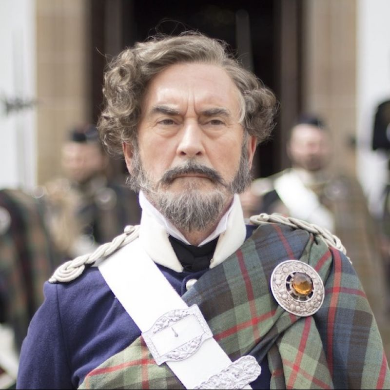 Denis Lawson joins Victoria as The Duke of Atholl